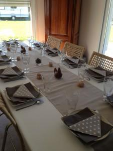 déco de table pour Pâques1