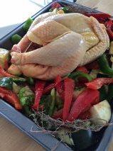 poulet rôti 1